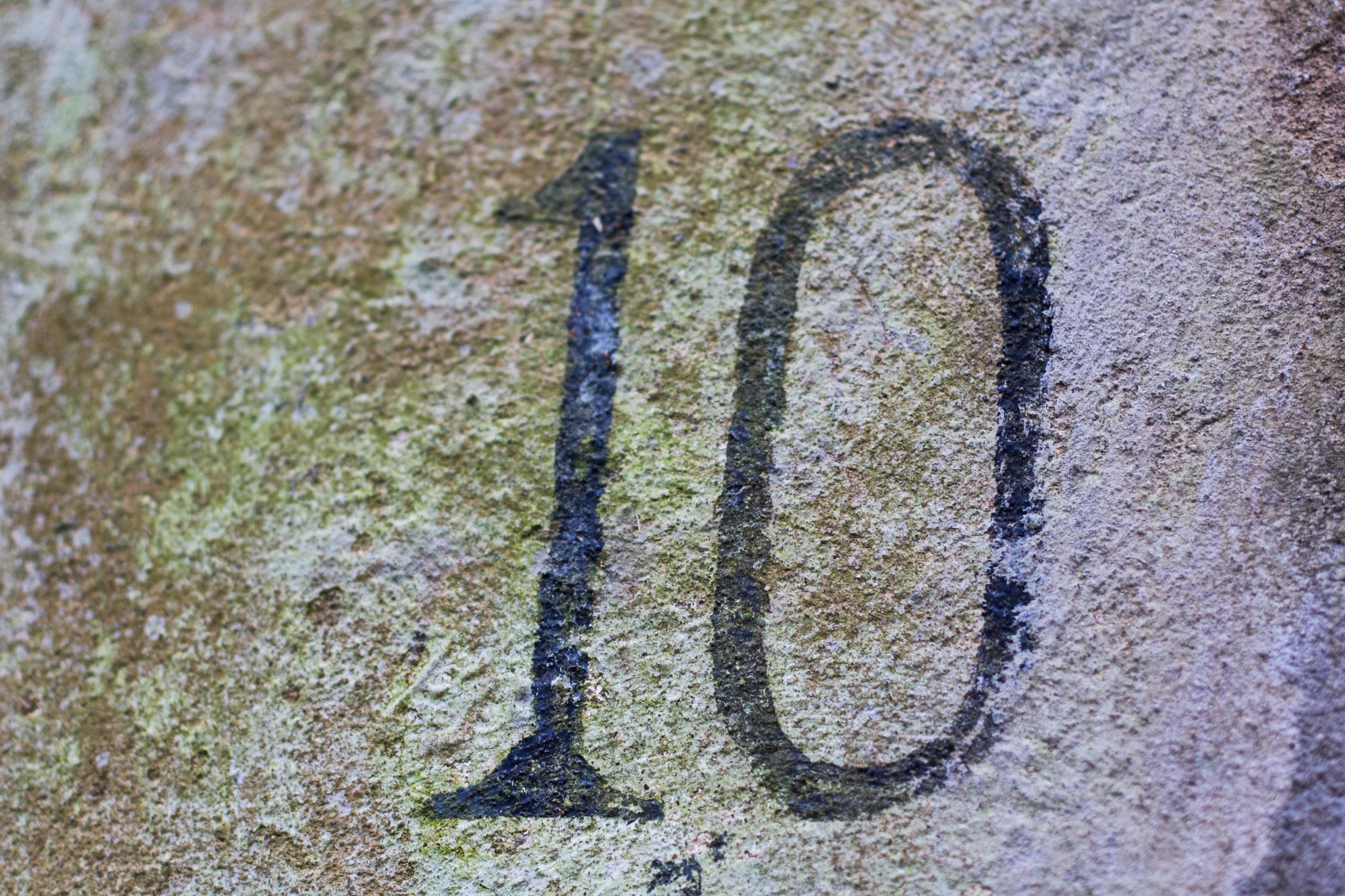 10 znakova